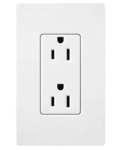standard electric outlet for level 1 home charging