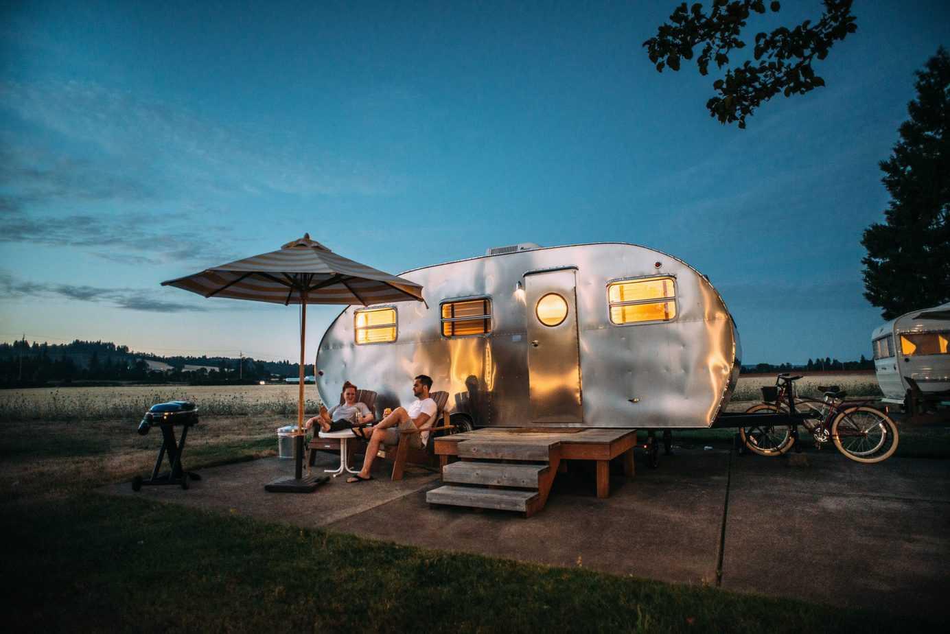 can electric cars tow a caravan