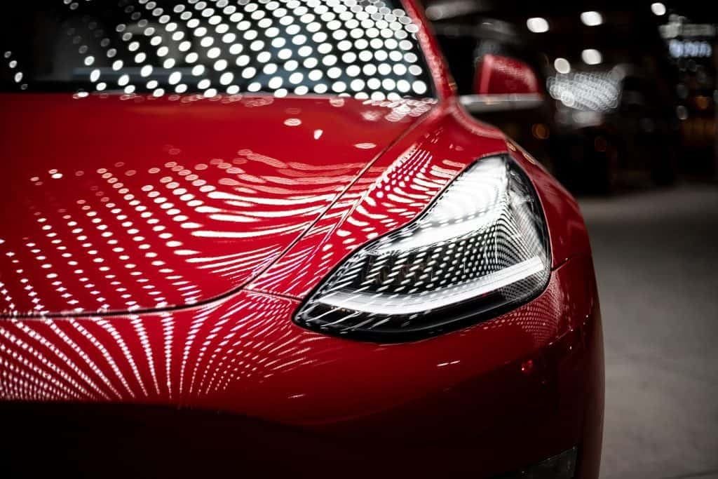 are electric cars really green Tesla Model S sports car