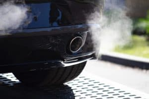 are electric cars really green exhaust pollutants