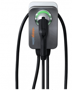 chargepoint home car charger how to install home ev charger