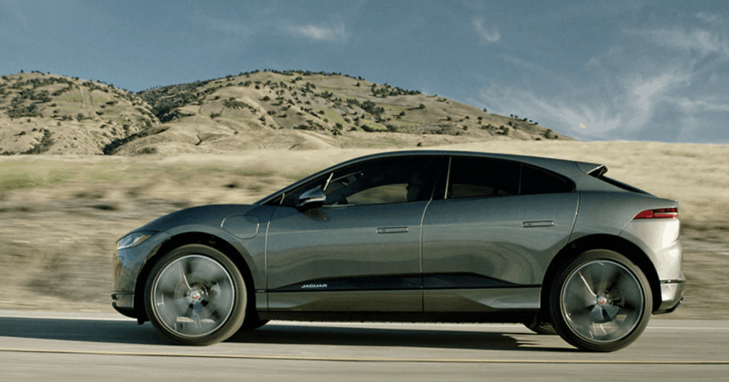 Jaguar I-Pace AWD electric car